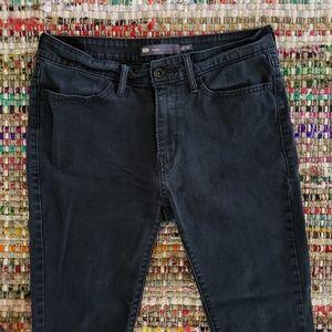 Levi's Jeans - Levi's Black Skinny Jean Leggings - Size 10/30